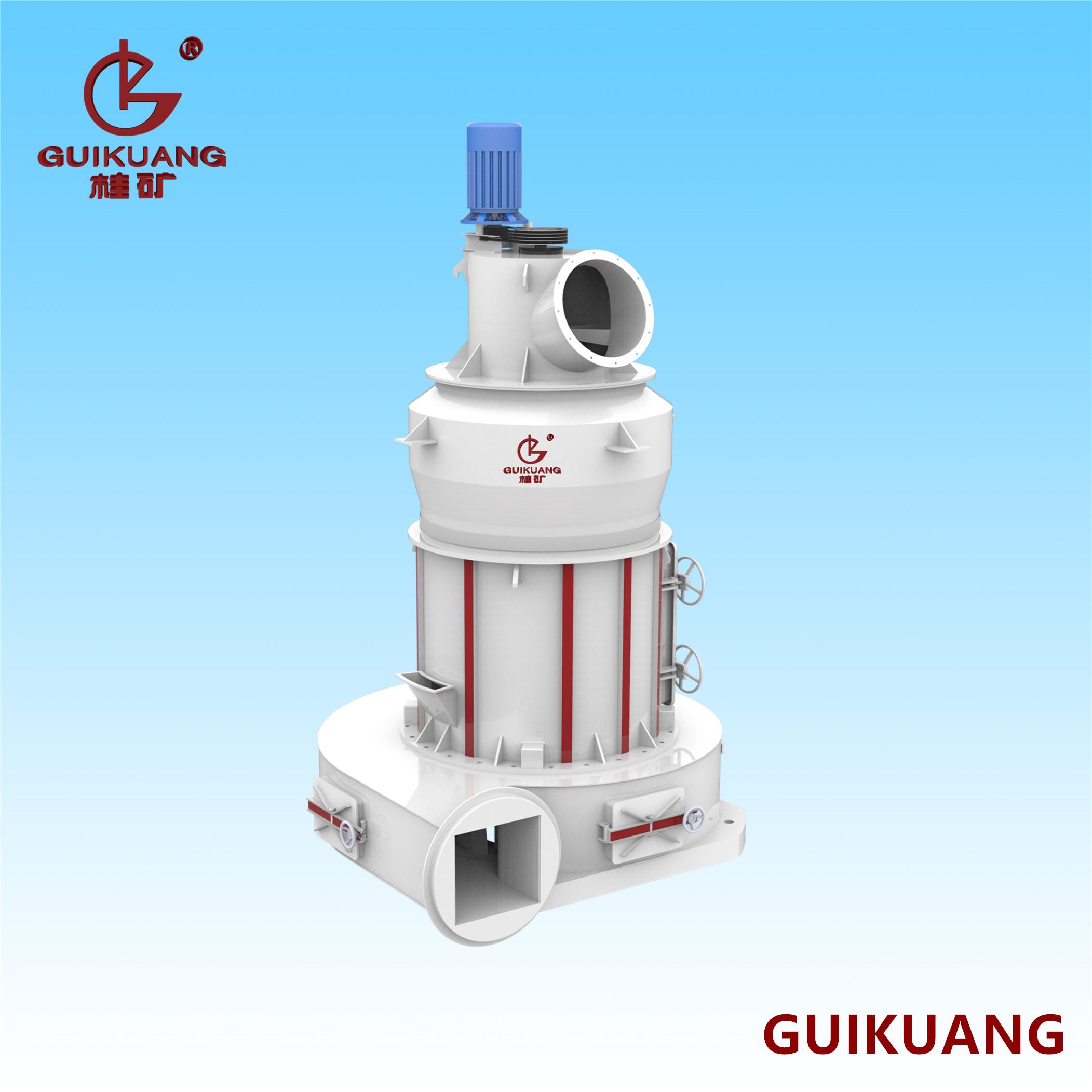 GK1620A2新型雷蒙磨粉机