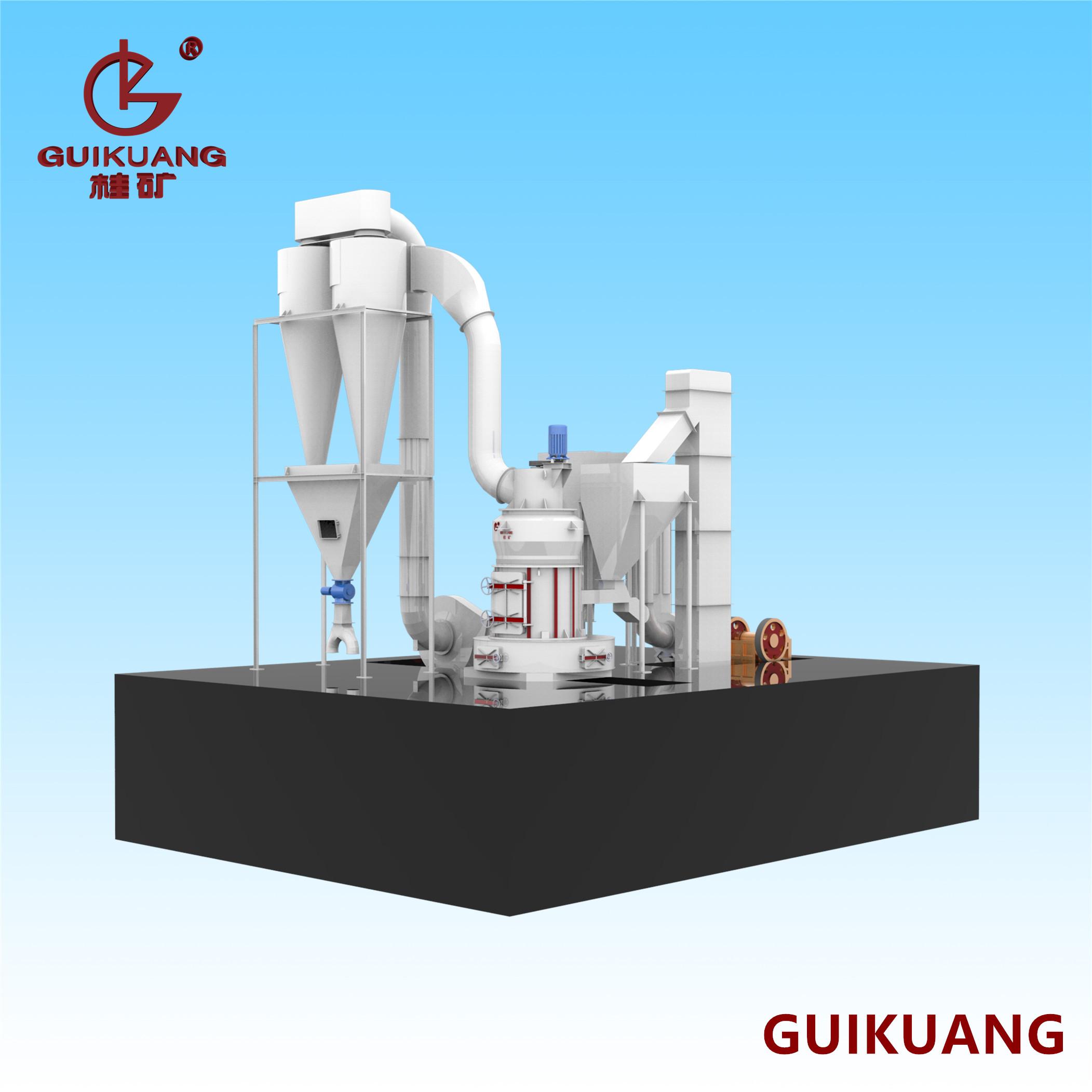 GK1620A5新型雷蒙磨粉机