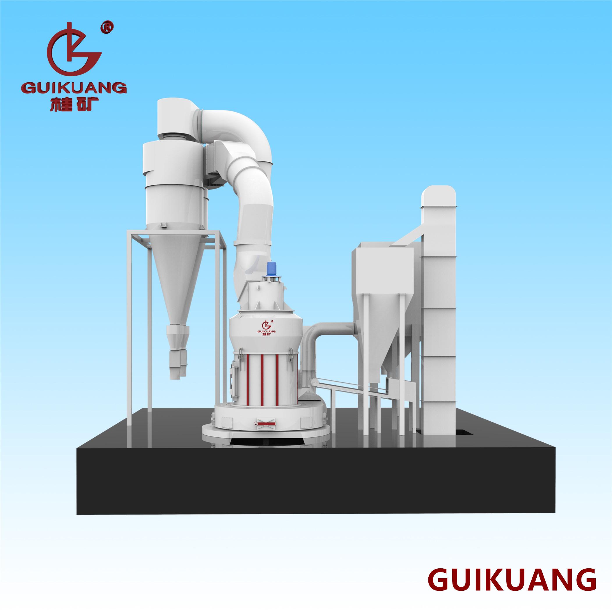 GK1720A2新型雷蒙磨机
