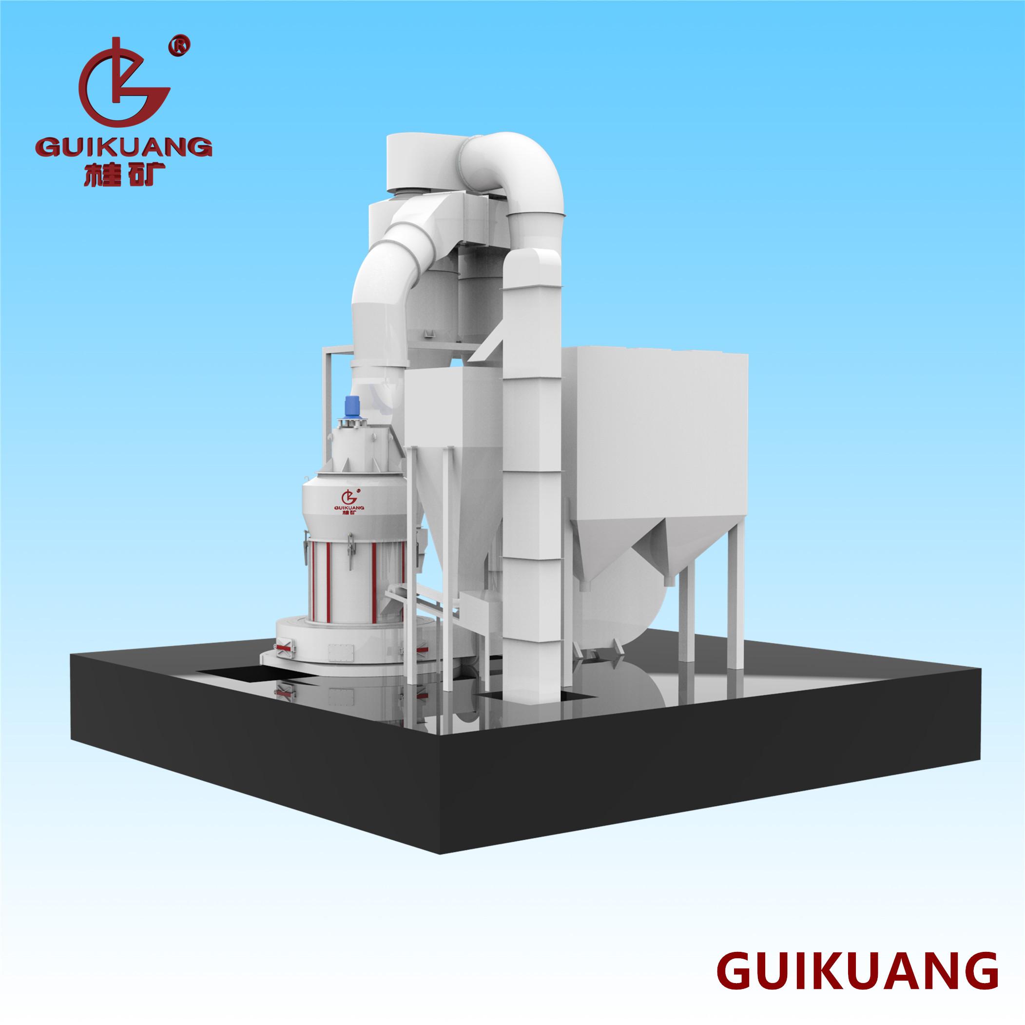 GK1720A3新型雷蒙磨机