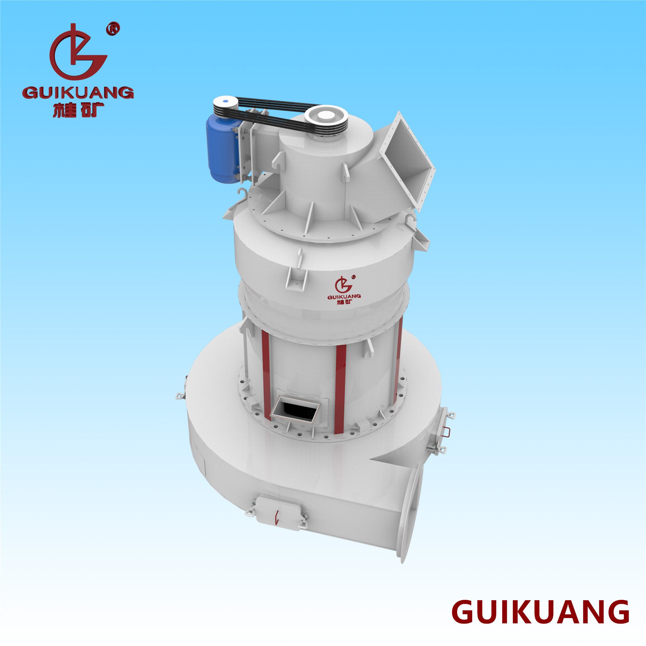 GK12801新型雷蒙磨