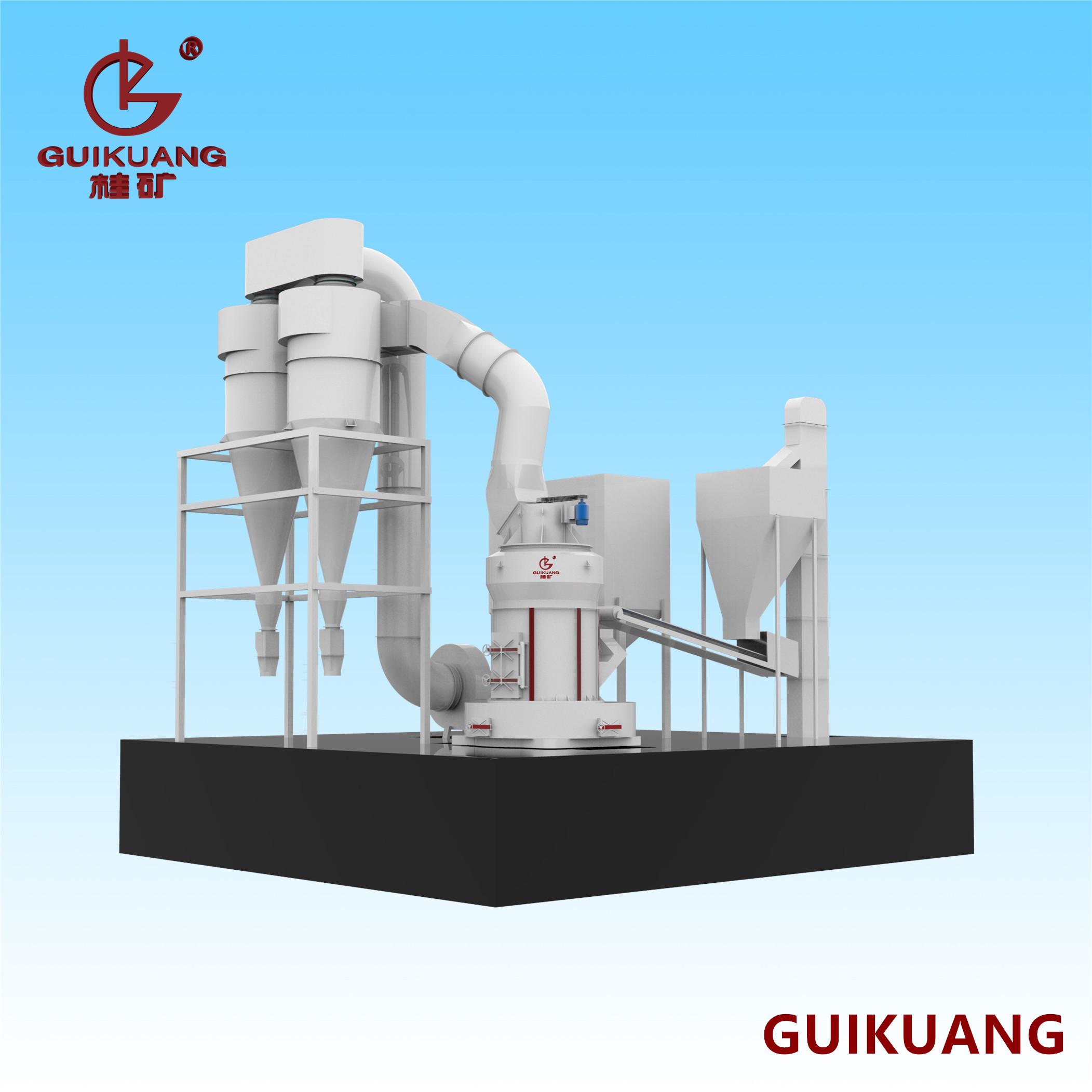 GK21501新型高压雷蒙磨