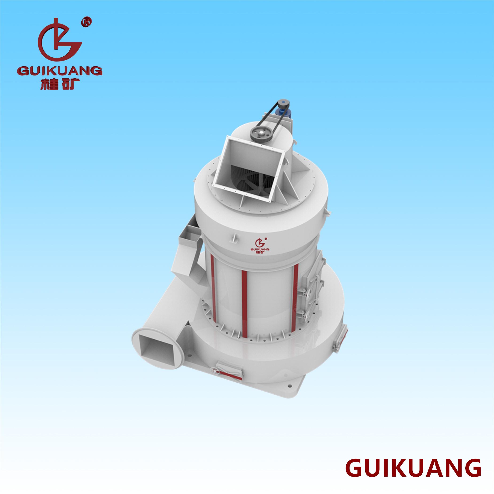 GK21504新型高压雷蒙磨