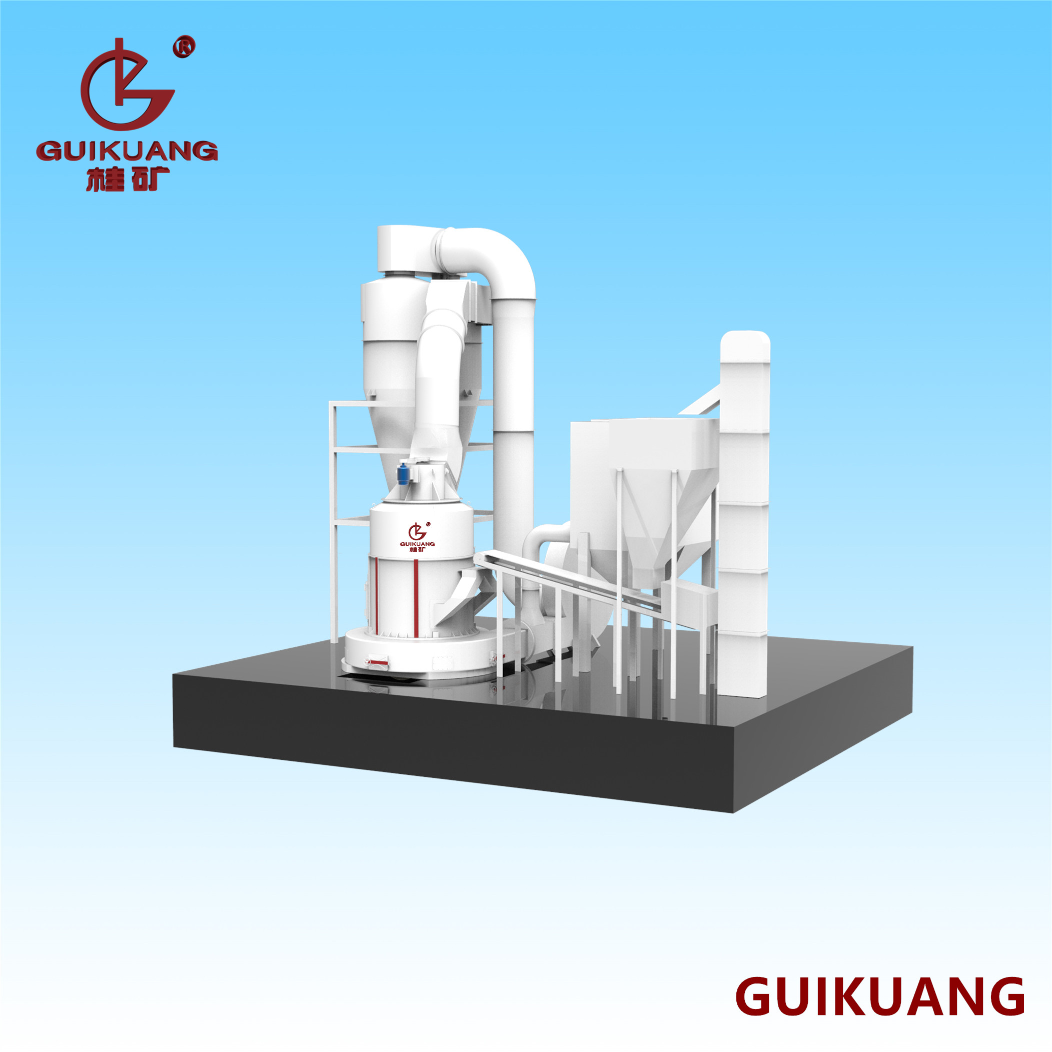 河南GK25001新型超细雷蒙机
