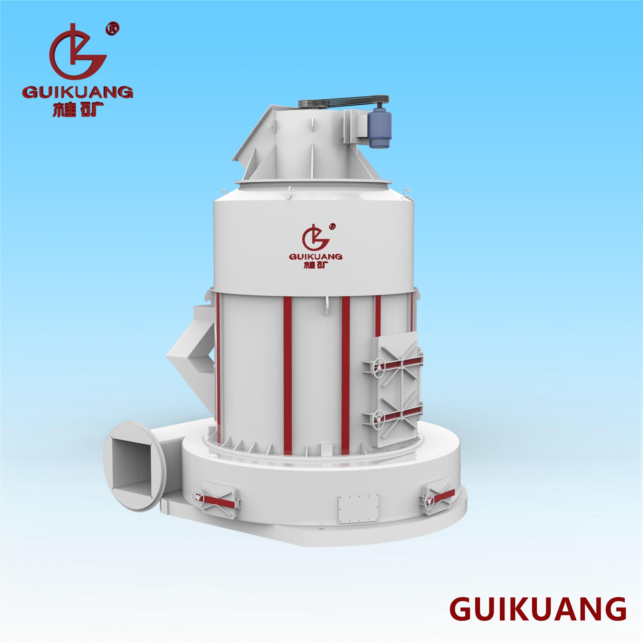 河南GK25005新型超细雷蒙机