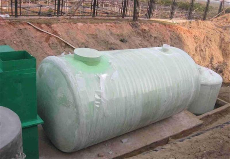 玻璃鋼生活污水處理設備