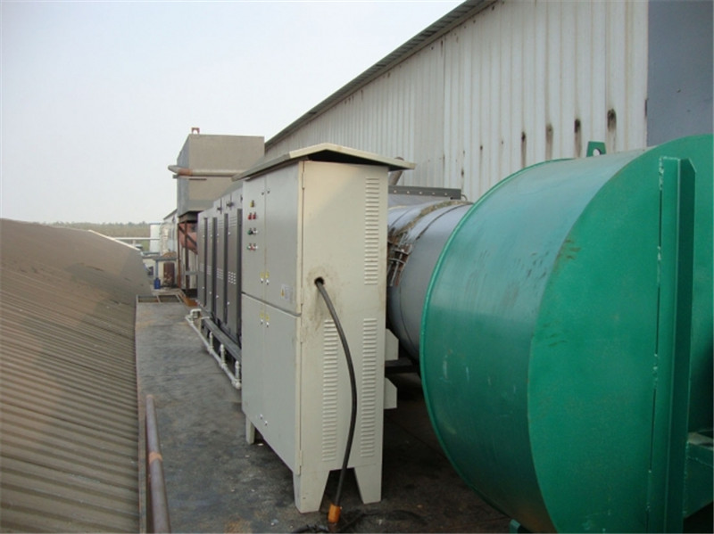 PVC手套煙氣治理工程