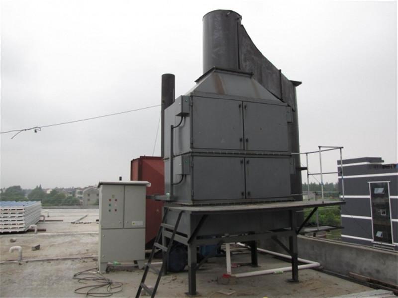 PVC涂層布凈化工程