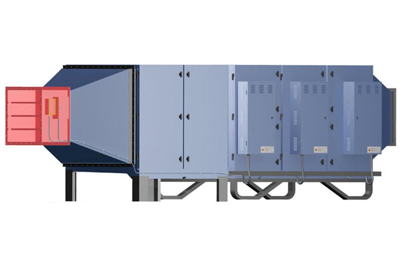 定型機油煙凈化回收設備