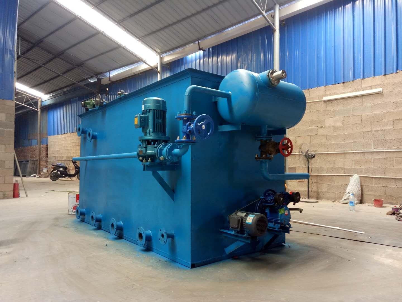 污水處理一體化處理設備