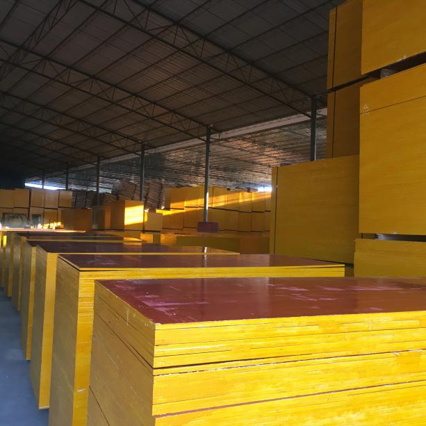 广西建筑模板木板价格