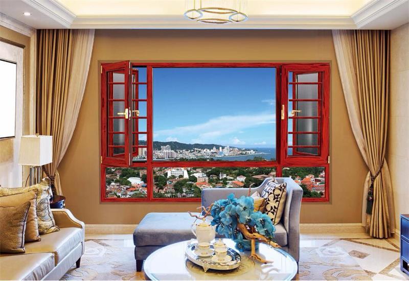广西平开窗设计加工