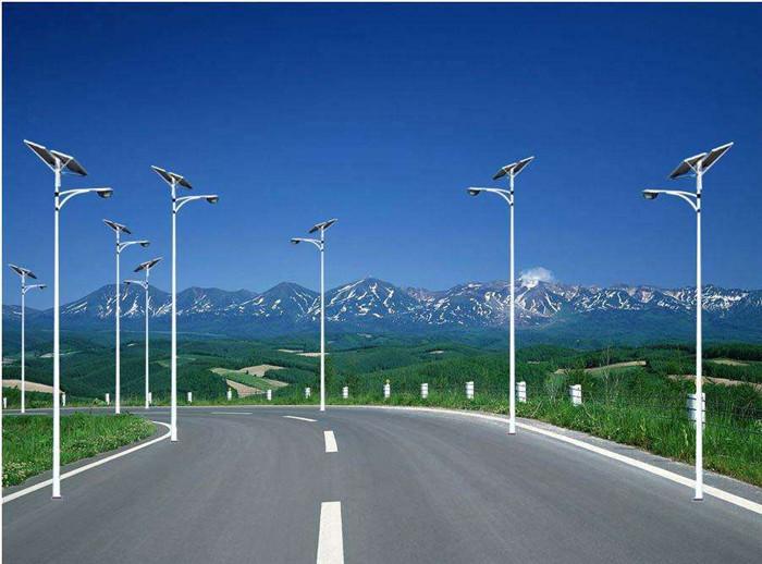 太阳能路灯优势介绍