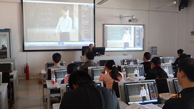 2014年南宁市数学点数字教育资源全覆盖项目骨干教师培训