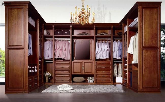 定制原木衣柜品牌有四大城市