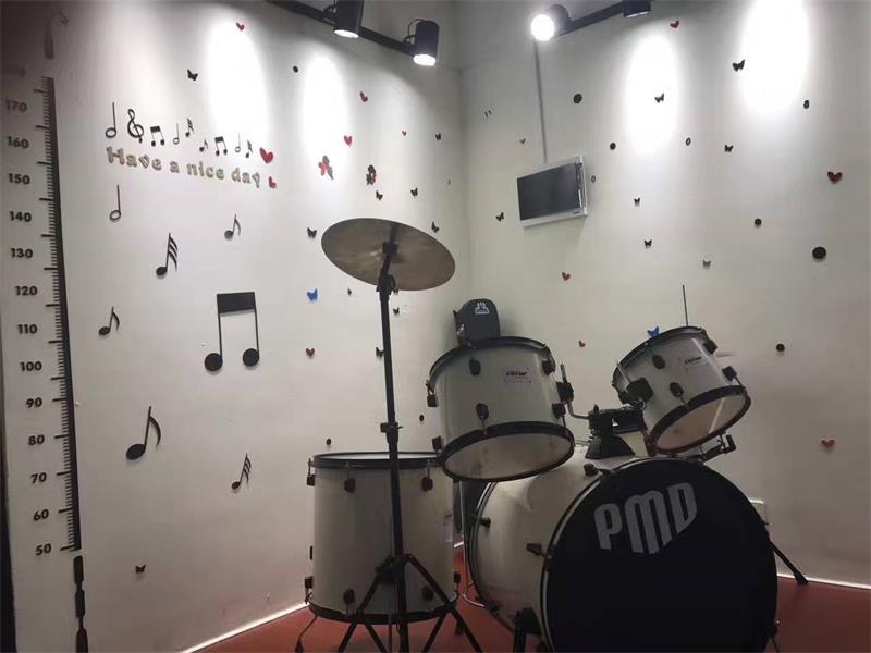 泰米音乐艺术万象店环境