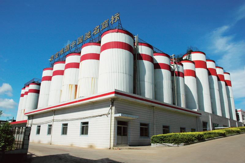 玉林燕京啤酒厂