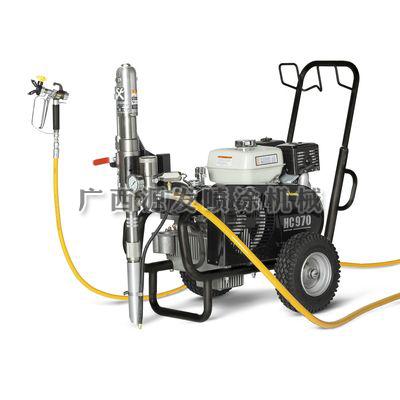 HeavyCoat 970 G液压活塞泵喷涂机