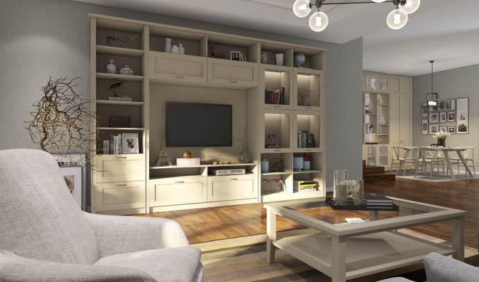 装修房子时怎么选择原木全屋定制品牌