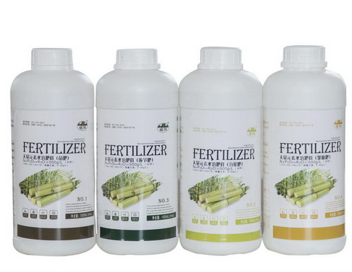 Sugarcane fertilizer series