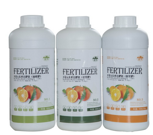 Citrus fertilizer series