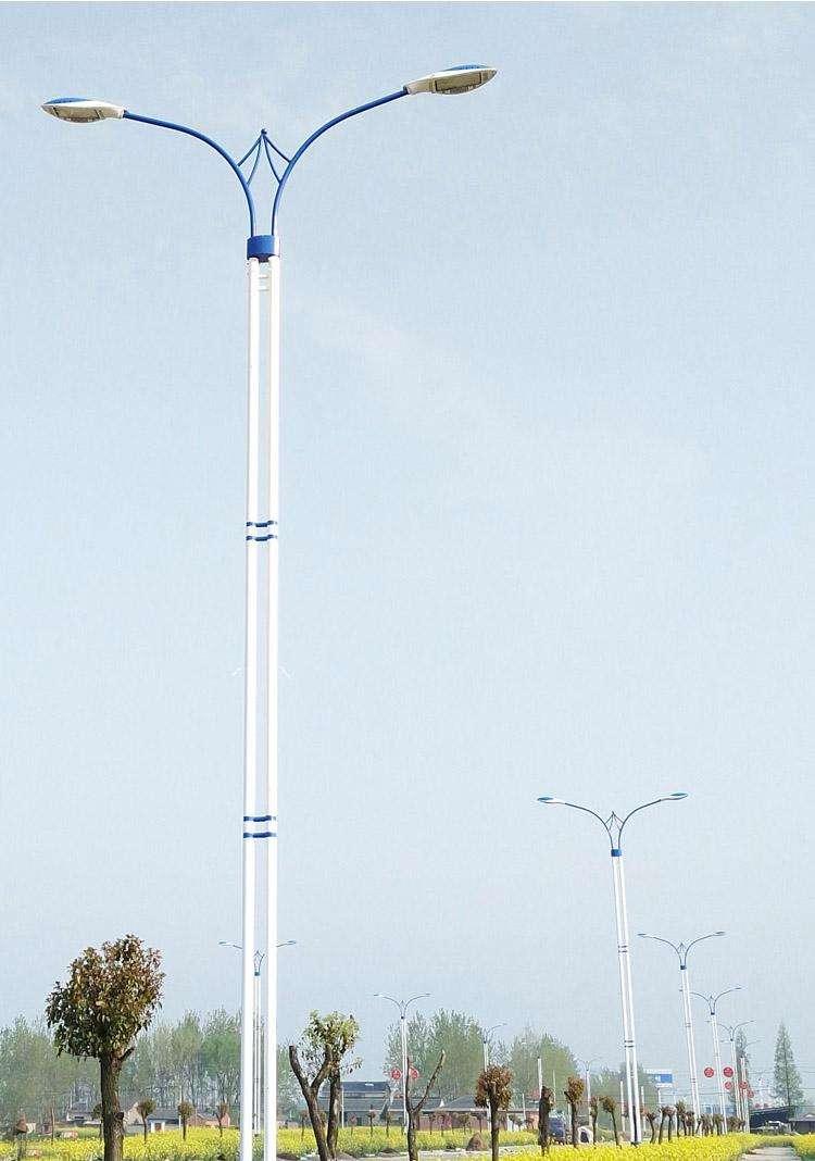 高杆灯的使用配置和优势