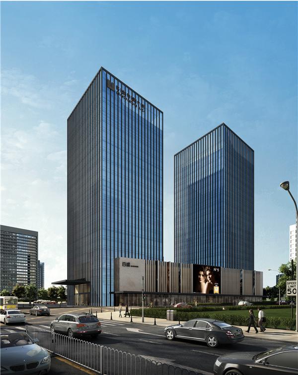 碧园大厦综合楼