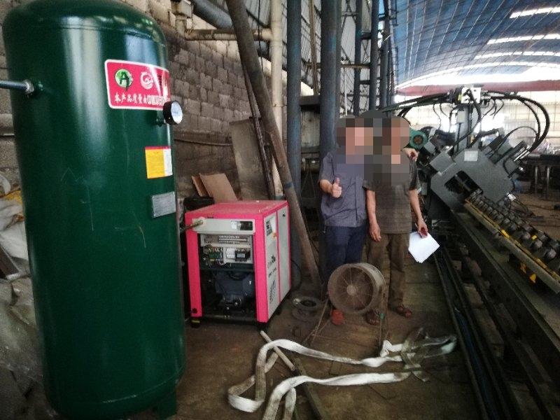 广西电力电线行业使用案例