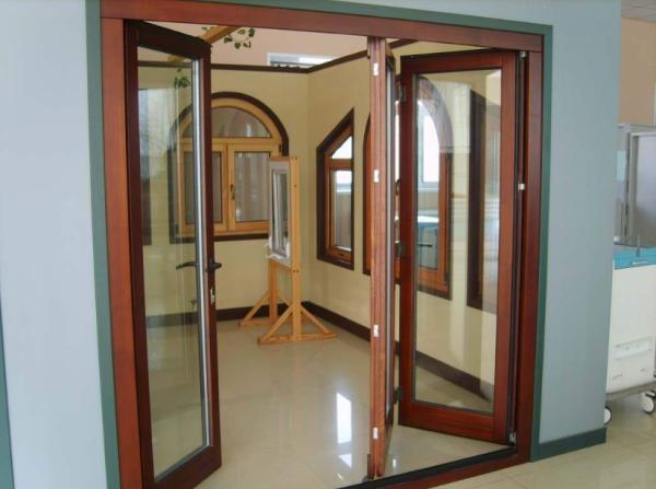 铝合金门窗生产