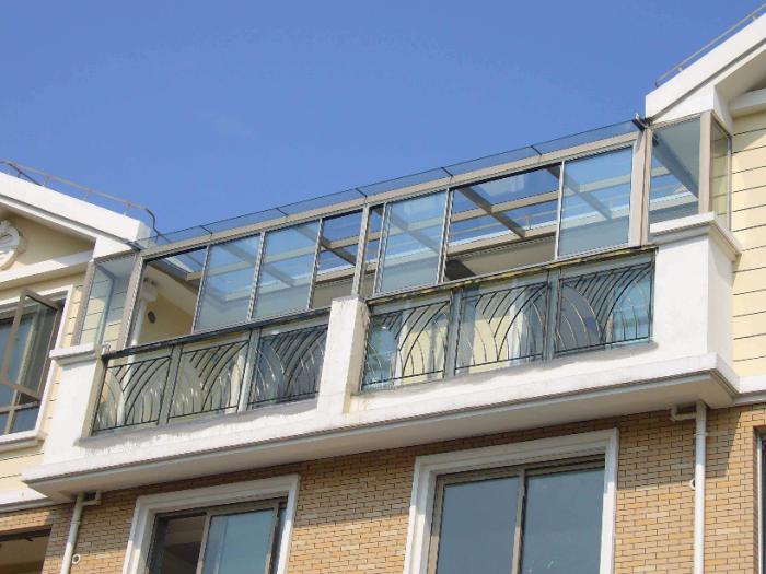 玻璃陽光房制作