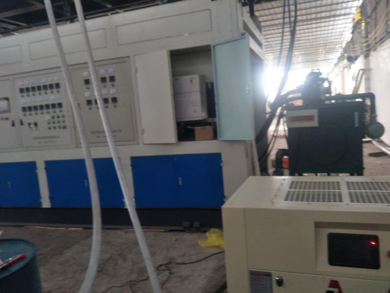 崇左塑胶厂使用永磁变频空压机案例