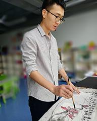西乡塘国画老师-李长洪