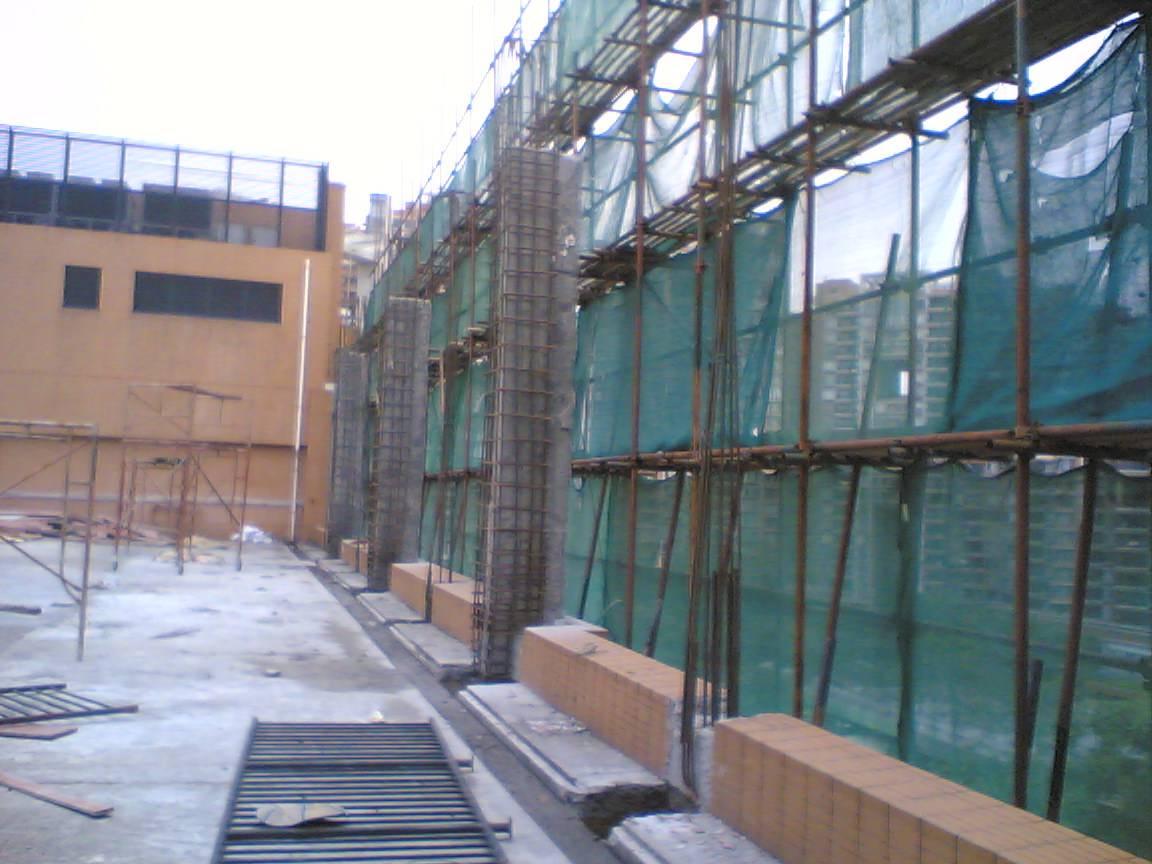 建筑物進行加固期間的注意事項
