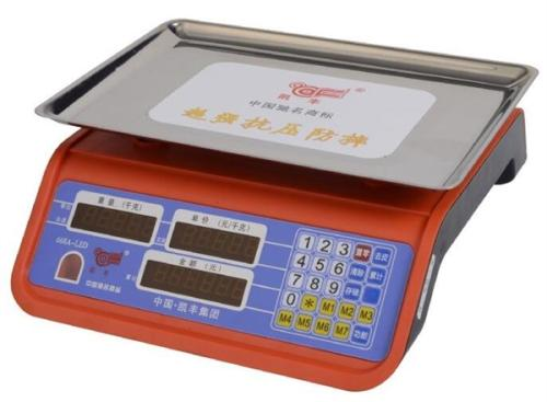 大型衡器检定的标准砝码替代法