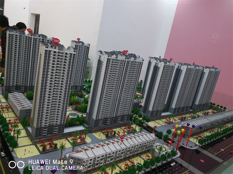 柳州房地产模型