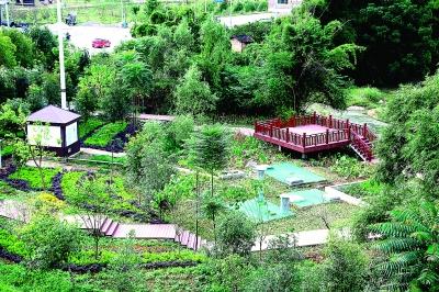 廣西恭城縣農村生活污水治理示范項目