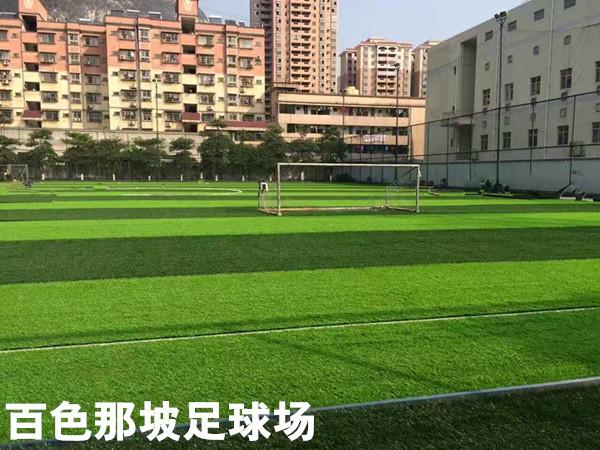 百色那坡县足球场