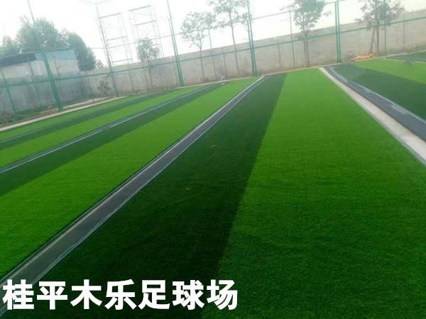 桂平木乐足球场