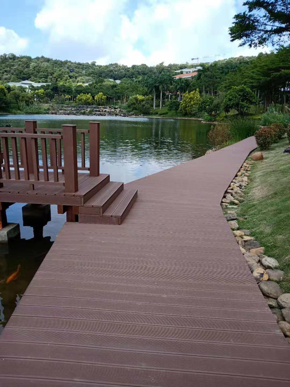 河池塑木工程案例