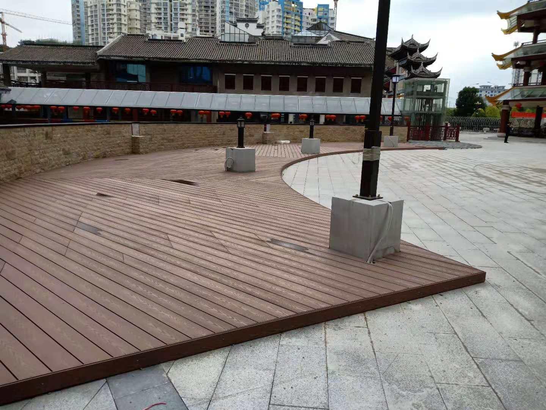 百色塑木工程案例