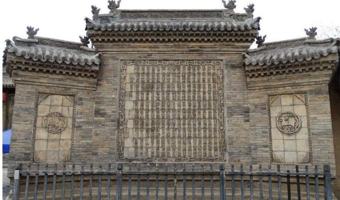 中国古建筑细节之美——影壁