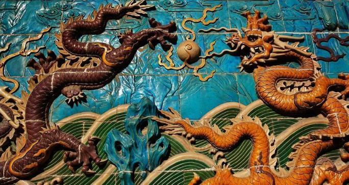 中國古建筑細節之美——影壁