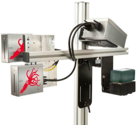 Copilot500高解析噴碼機