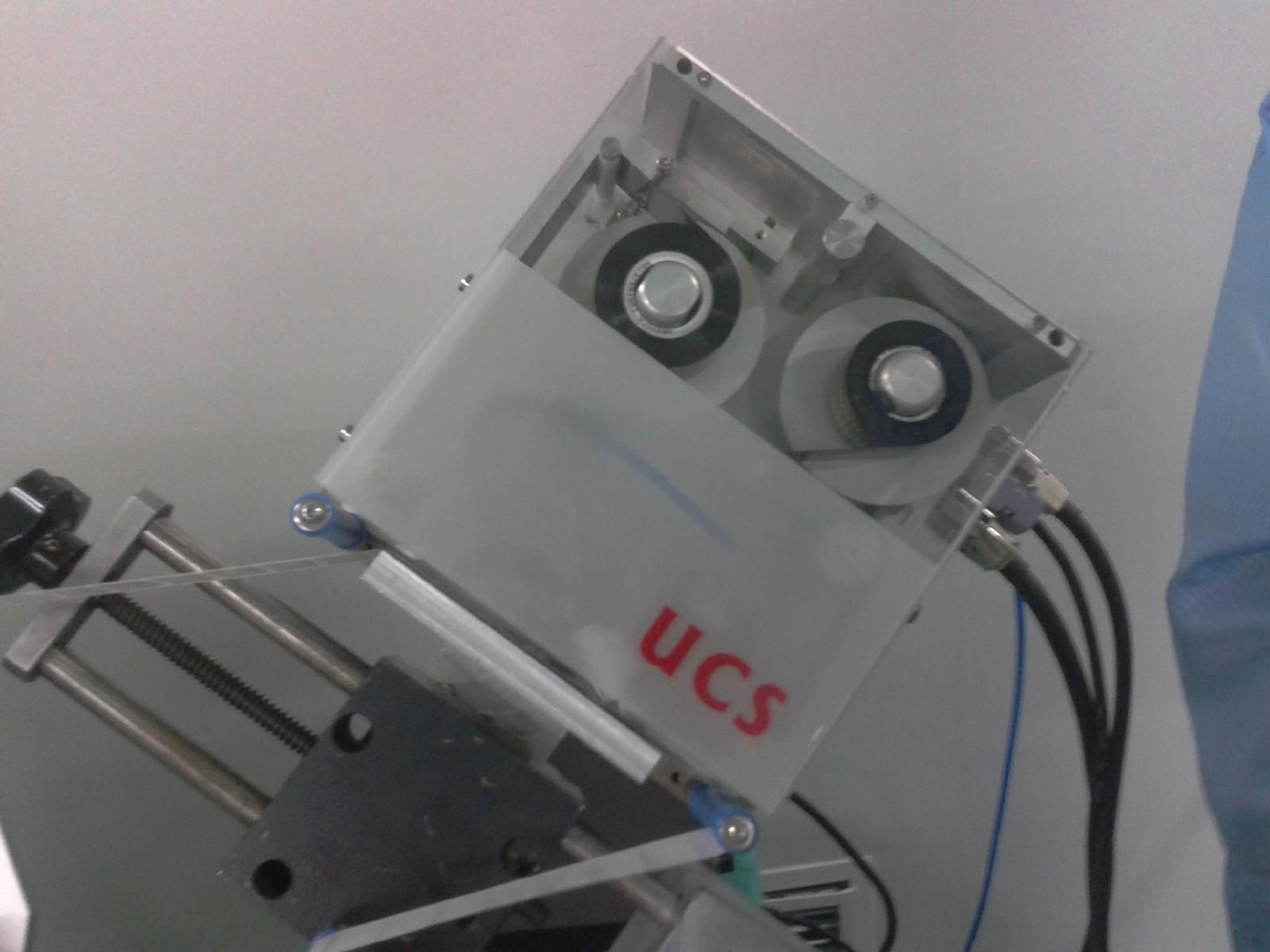 UCS5間歇式熱轉印打碼機