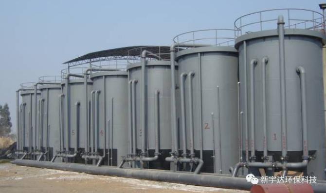 工業污水處理及運維