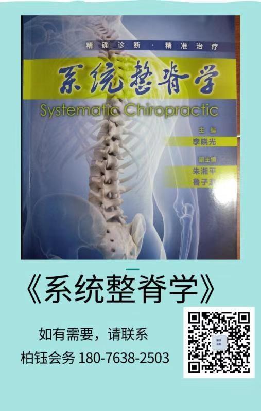 好书推荐《系统整脊学》