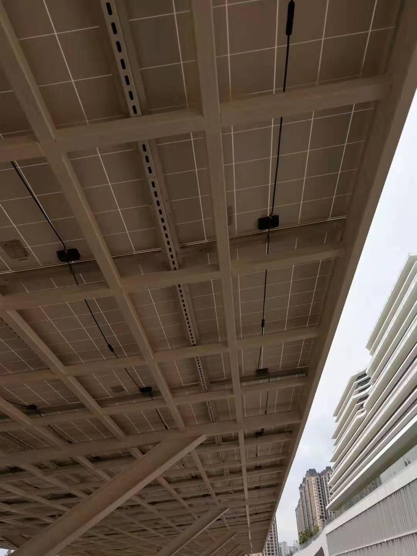 南宁市图书馆太阳能光伏项目
