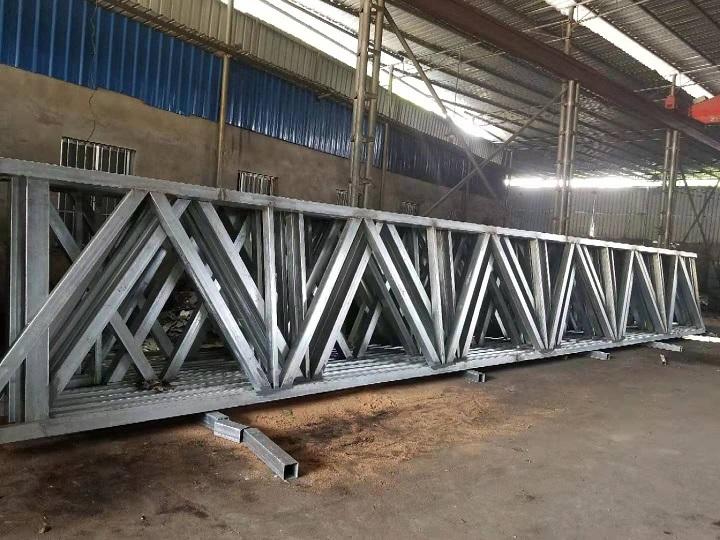钢结构厂房托架