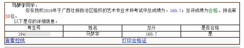 马梦宇   贵州工程应用技术学院    合格