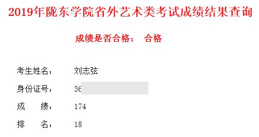 刘志弦   陇东学院   第18名